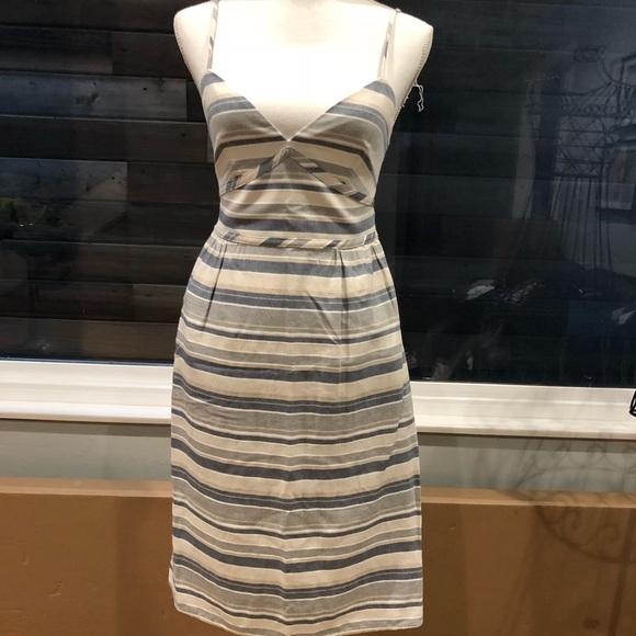 Theory Dresses & Skirts - Theory Melaena Striped Dress